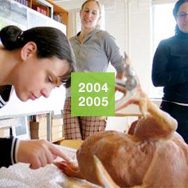 2004/05 Students