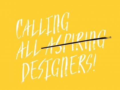 2nd Annual Dean's Charrettes – Calling all GBC Creatives!