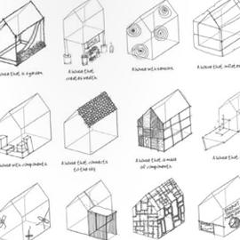 """World House matrix"" book"