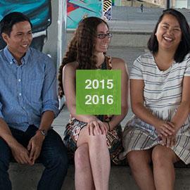 2015/16 Students