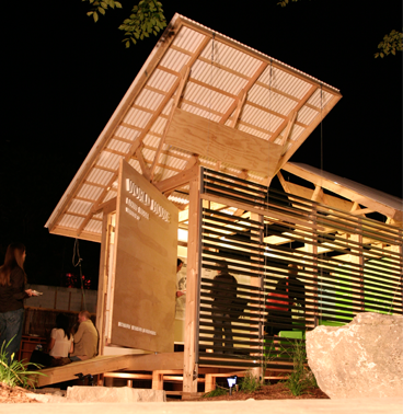World House living model pavilion version 1